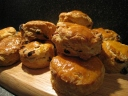 Buttermilk scones